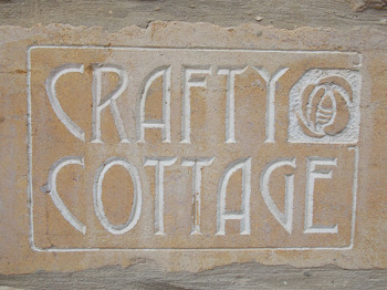 Cotswold Bed & Breakfast sign